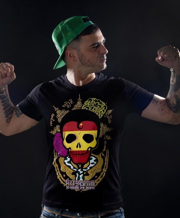 Camiseta Kusama La Roja 2