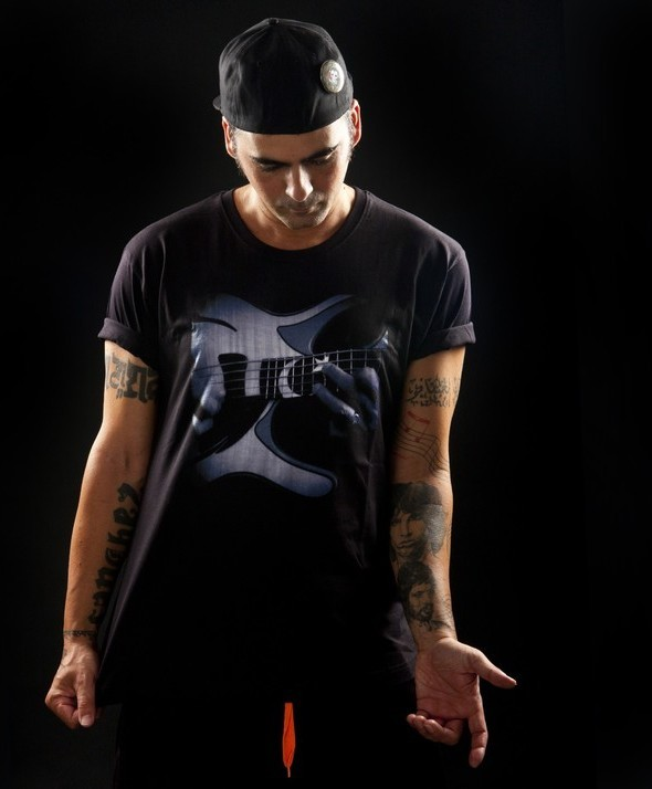 Kusama Tshirt Bass Star