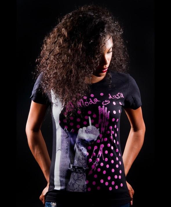 Camiseta Kusama Erica North